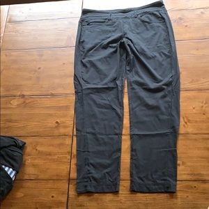 Lole black travel pants. Size small.